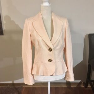 Banana Republic Women's Light Pink Blazer